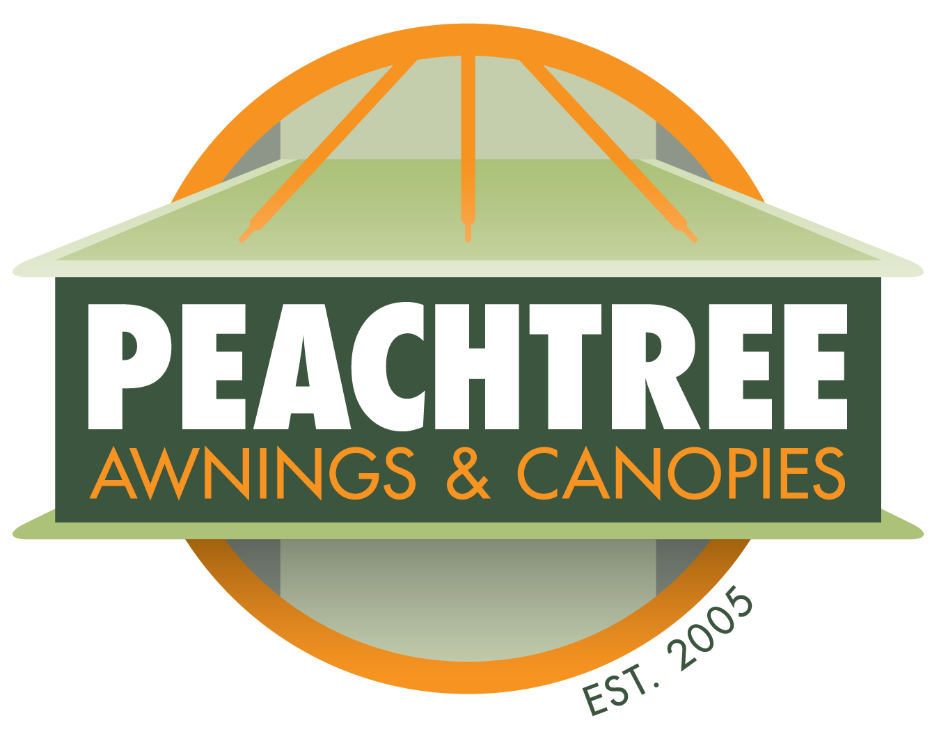 Peachtree Awnings logo